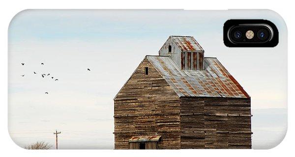 High Plains Autumn IPhone Case