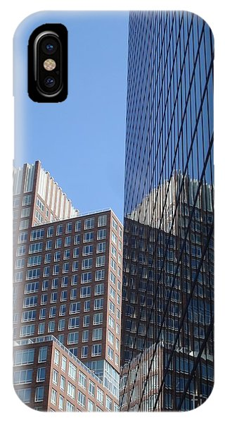 High Rise Reflection IPhone Case