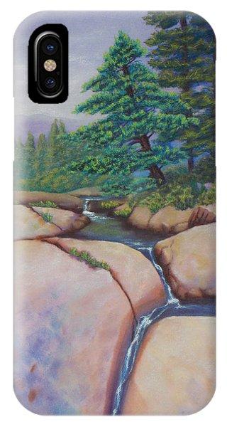 High Sierras IPhone Case