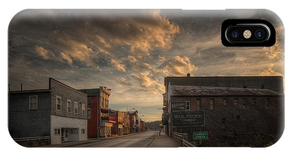 High Street - Glouster IPhone Case