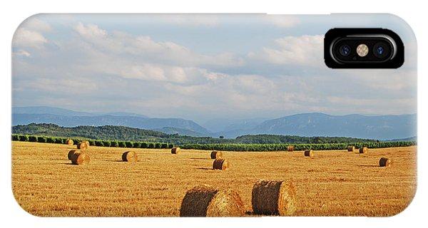 High Summer Harvest IPhone Case