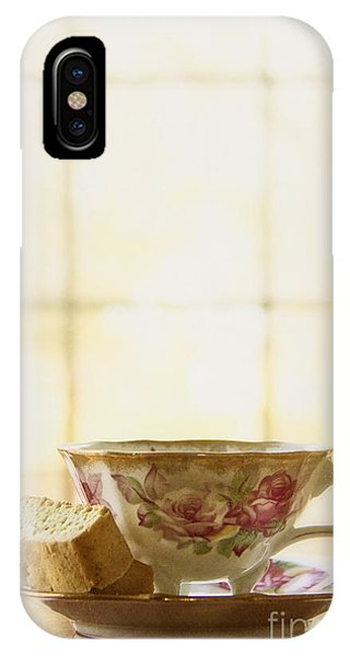 High Tea IPhone Case