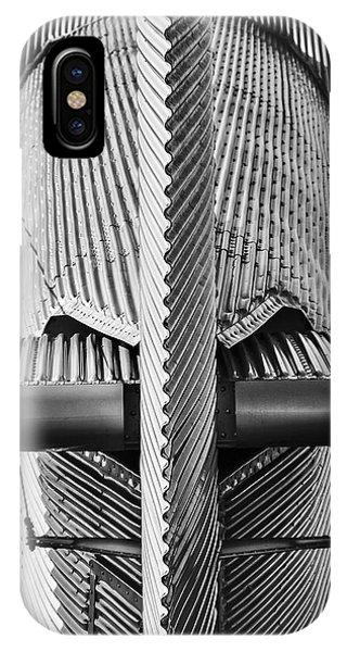 High-tech Circa 1929 IPhone Case
