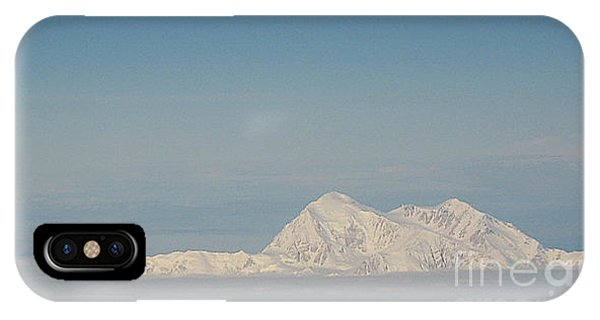 Blanket Of Denali IPhone Case