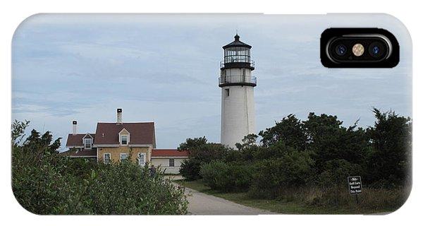 Highland Light Aka Cape Cod Light IPhone Case