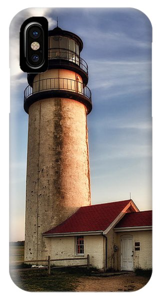 Highland Lighthouse IPhone Case