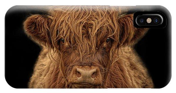 Nikon iPhone Case - Highlander by Joachim G Pinkawa