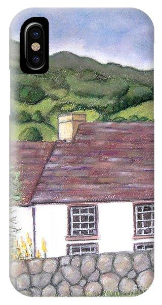 Highland Farmhouse IPhone Case