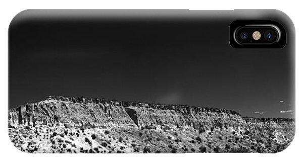 Highway 502 To Los Alamos Nm IPhone Case
