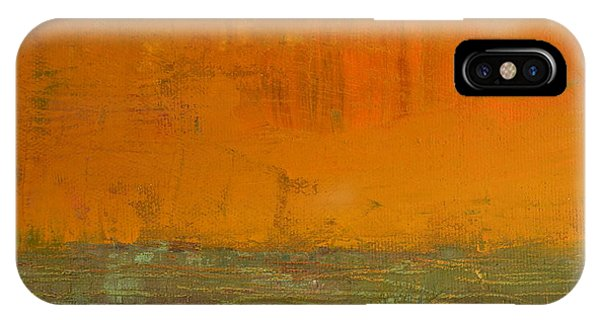 Highway Series - Grasses IPhone Case