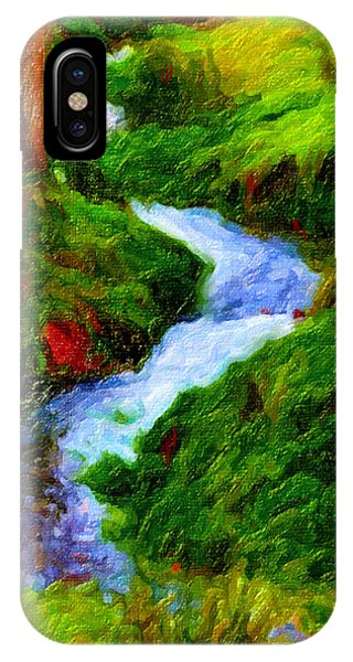 Hill And Rill IPhone Case