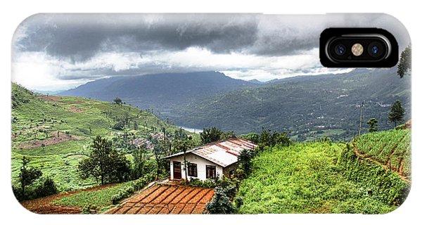 Hill Country Sri Lanka Phone Case by Sanjeewa Marasinghe