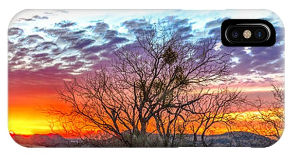 Hill Country Sunset Phone Case by Wally Taylor