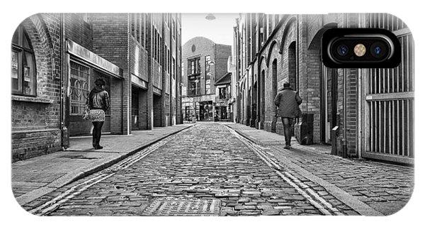 Hill Street Belfast IPhone Case