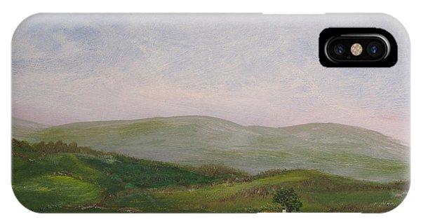 iPhone Case - Hills Of Ireland by Barbara McDevitt