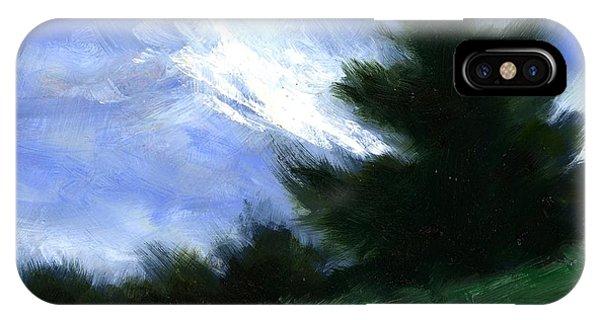 iPhone Case - Hillside Breeze by Jim Gola