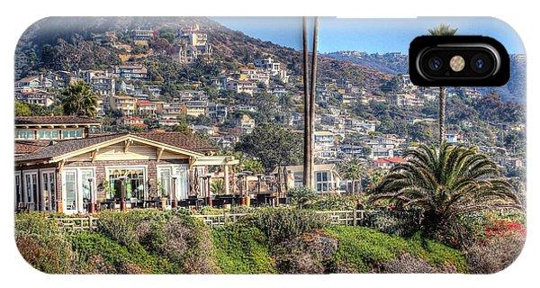 Hillside View IPhone Case