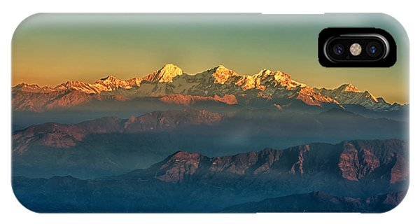 Himalaya IPhone Case