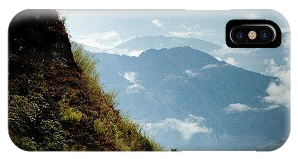 Beautiful Sunrise iPhone Case - Himalayas Mountain by Raimond Klavins