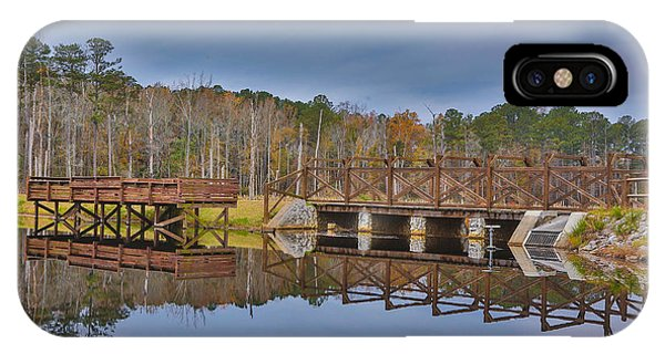 Hinson Dam IPhone Case