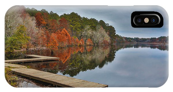 Hinson Lake IPhone Case