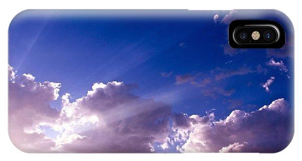 His Glory IPhone Case