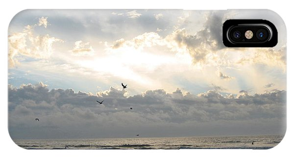 His Glory Shines IPhone Case