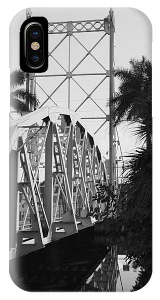 Historic Bridge IPhone Case