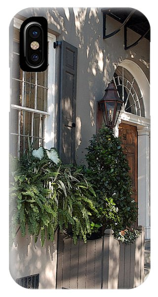 Historic Home - Charleston IPhone Case