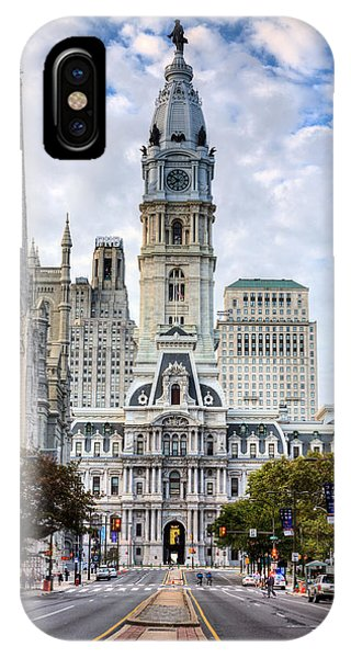 Historic Philly IPhone Case