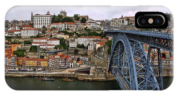 Historic Porto IPhone Case