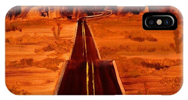 Hit The Road Jack IPhone Case