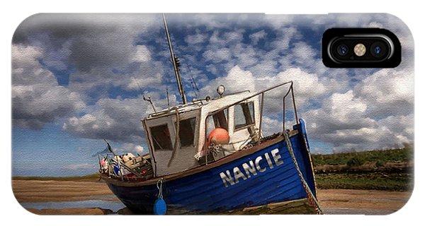 H.m.s. Nancie IPhone Case