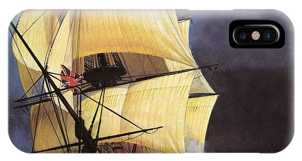 Hms Victory IPhone Case