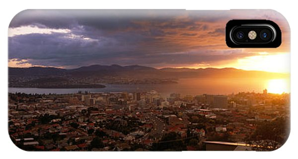 Hobart, Australia IPhone Case