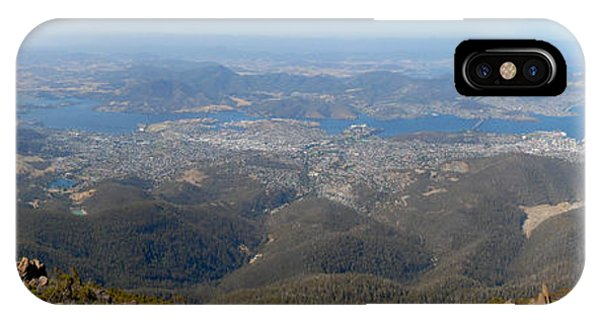 Hobart City IPhone Case
