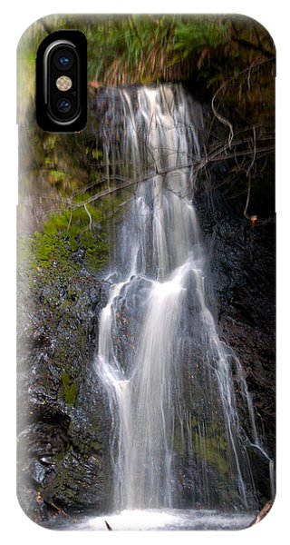 Hogarth Falls Tasmania IPhone Case