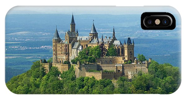 Hohenzollern Castle 5 IPhone Case