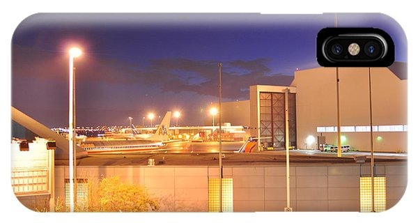 Holding At The Gate  IPhone Case