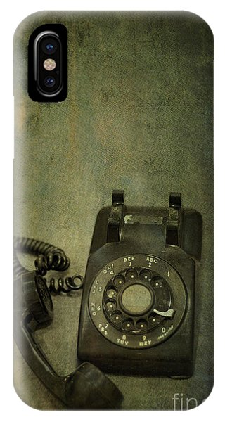 Left iPhone Case - Holding On To Yesterday by Evelina Kremsdorf