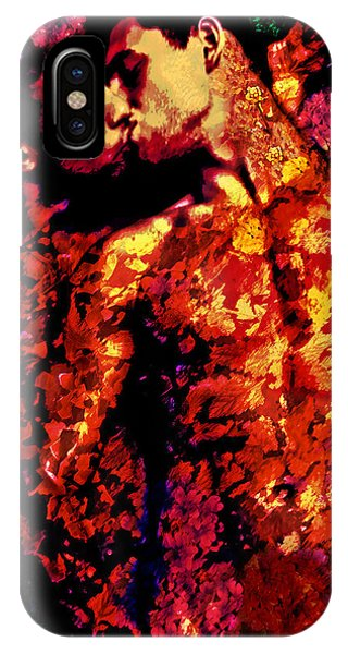Holding Your Flower - 4/15 IPhone Case