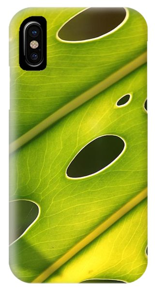 Holey Light IPhone Case