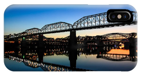 Holiday Lights Chattanooga IPhone Case