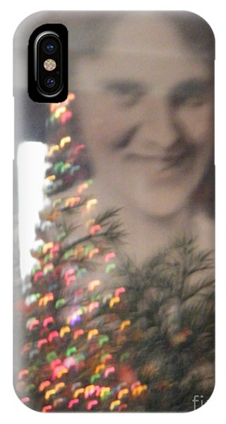 Holiday Reflection IPhone Case