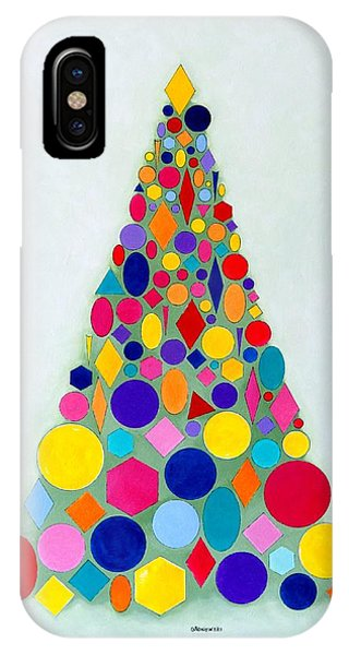 Holiday Tree #1 IPhone Case