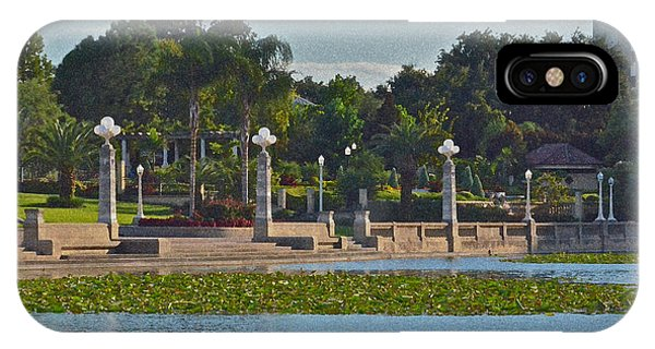 Hollis Gardens II IPhone Case
