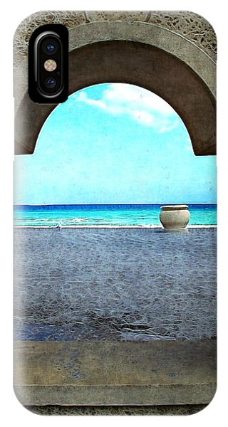 Hollywood Beach Arch IPhone Case