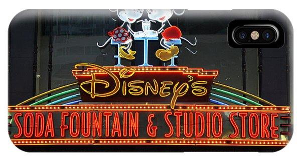 Hollywood Disney IPhone Case