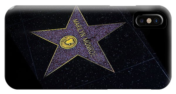 Hollywood Star IPhone Case