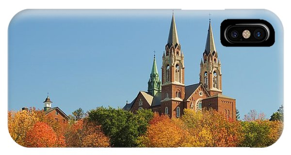 iPhone Case - Holy Hill In Living Color by Red Cross